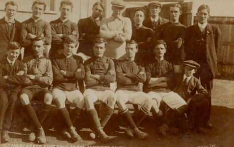 St Margaret's Athletic: 1911/12