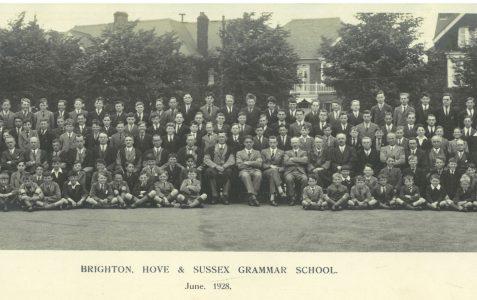 School photograph 1928