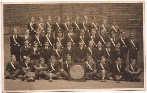 1945 Brighton Boys Brigade