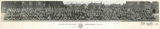 Brighton Hove and Sussex Grammar School 1946 | BHASVIC Past and Present Association