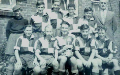 1947/48 First 11