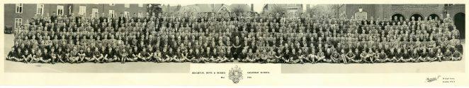 Brighton Hove and Sussex Grammar School 1950 | BHASVIC Past and Present Association