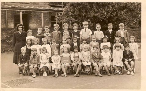 Miss Connolly's Class 1951