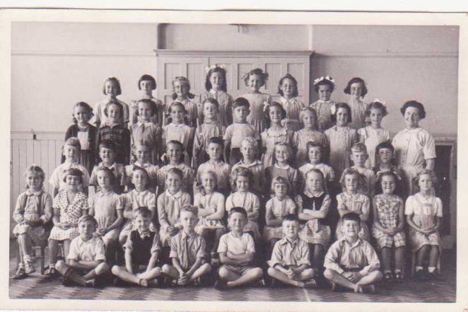 Downs Primary School | From the private collection of Susan Thackeray