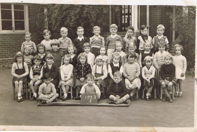 Whitehawk Primary School | From the private collection of John Brown