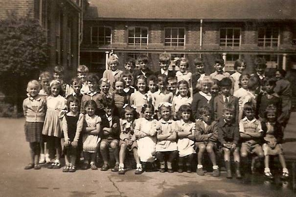 Class of 1953? | From the private collection of Roger Sharman