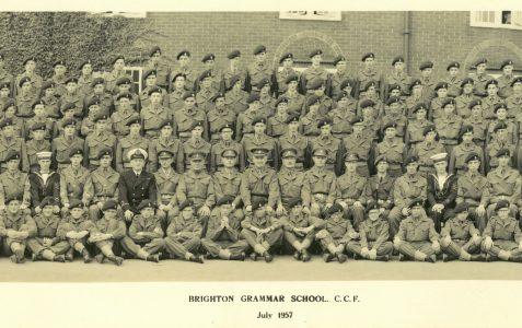 School photograph 1957
