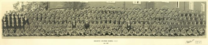 School photograph 1957 | BHASVIC Past and Present Association