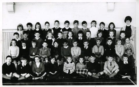 Class photo 1964