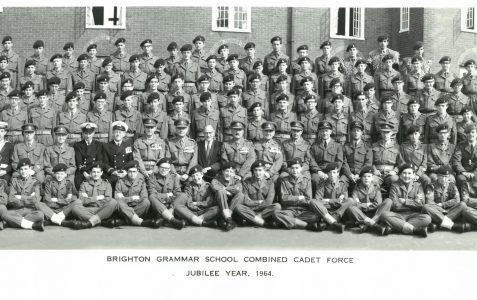 School photograph 1964