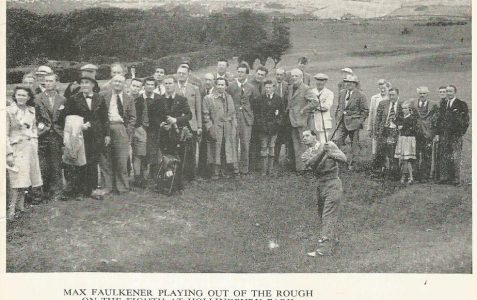 14 - 1962 Alterations to the course and developments in the club. The Southern PGA Championship.