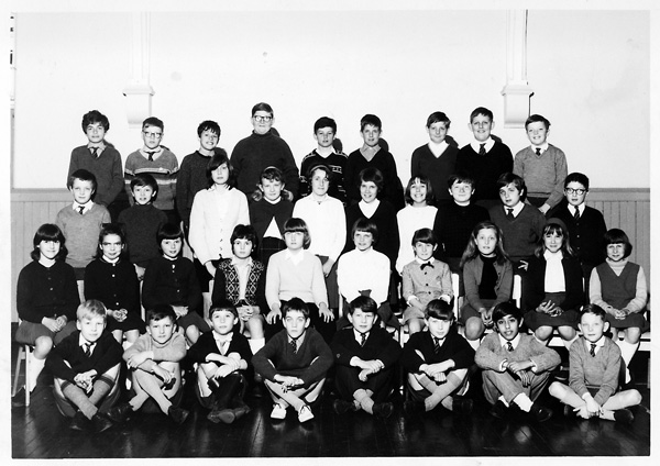 Stanford Road Junior School Class photo 1968 | From the personal collection of Martin Harvey