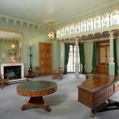 The entrance room | Royal Pavilion and Museums Brighton and Hove