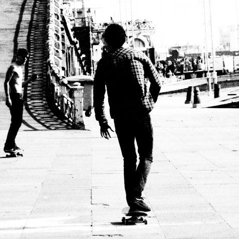 Skater boy | Copyright Julie Tierney 2009