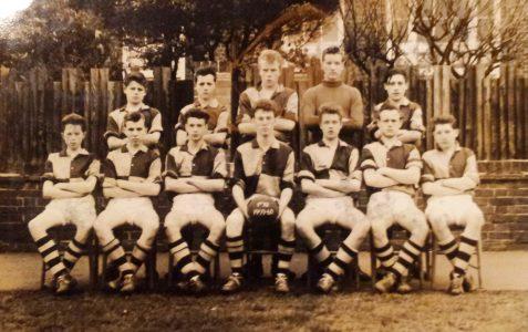 Football team 1959/60