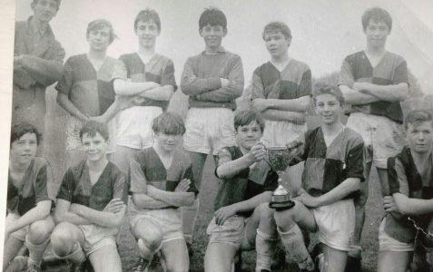 1966 1st XI football