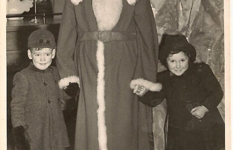 Co-op Christmas Grotto 1948