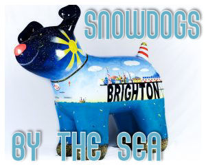 The Snowdogs: Unique public art trail