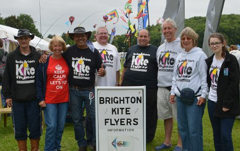 38th Brighton Kite Festival.