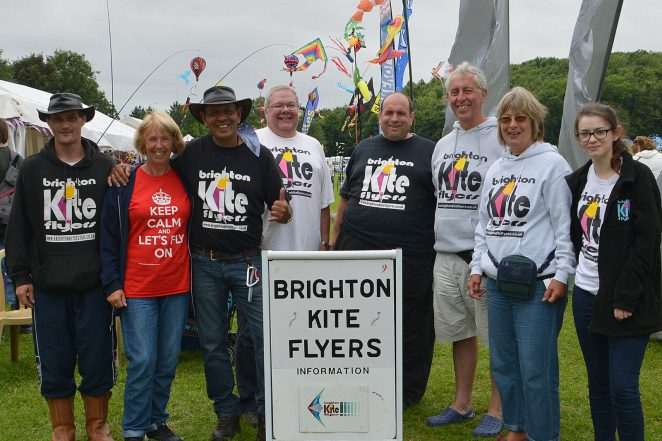 Brighton Kite Festival:©Tony Mould