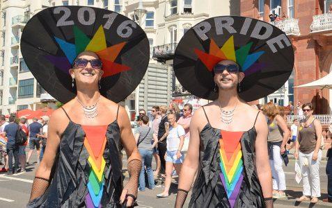 Pride Community Parade 2016