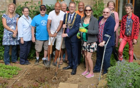 The Hangleton & Knoll 50+ Community Garden
