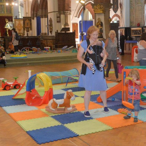 St Martin's Church: Toddler's Week