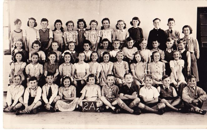 Moulsecoomb School c1949 | From the private collection of Wyn Burgess