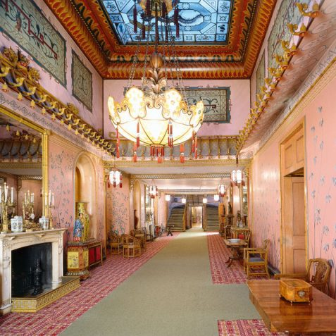 The long gallery | Royal Pavilion and Museums Brighton and Hove