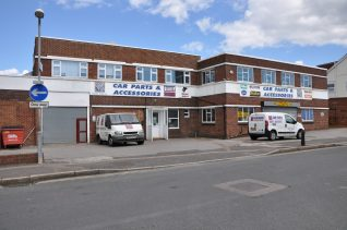 Vale Works, Vale Road, Portslade in Aug 2012 | Photo by Alan Phillips
