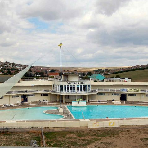 Saltdean Lido | Photo by Tony Mould