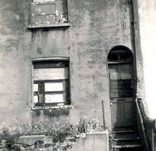 No.31 c1958/59 prior to demolition