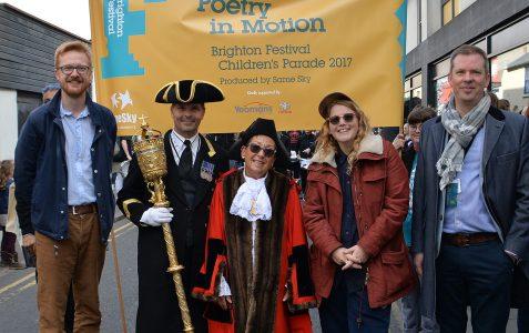 Brighton Festival - Children's Parade