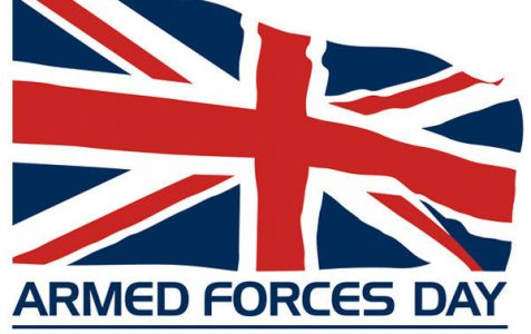 Armed Forces Day: Saturday 27th June