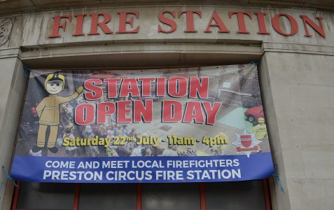 Preston Circus Fire Station Open Day