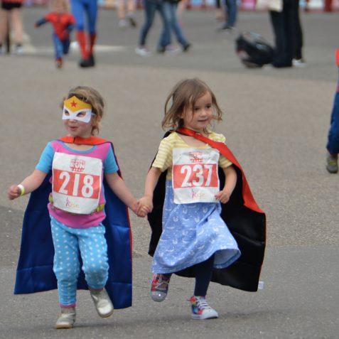 The Hero's Run: ©Tony Mould