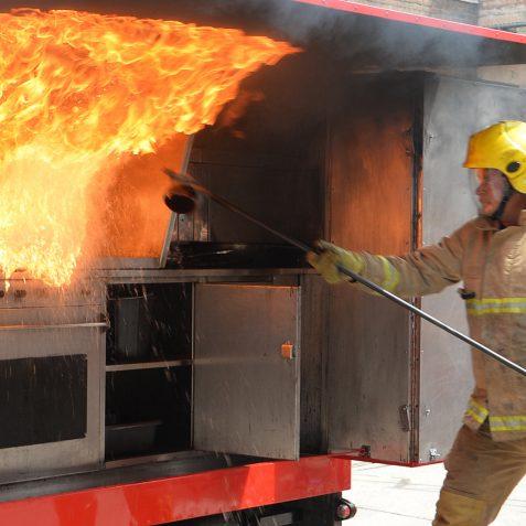 Preston Circus Fire Station Open Day:©Tony Mould