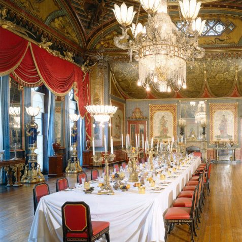 The banquetting room | Royal Pavilion and Museums Brighton and Hove