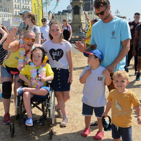 Disability Pride Brighton: ©Tony Mould