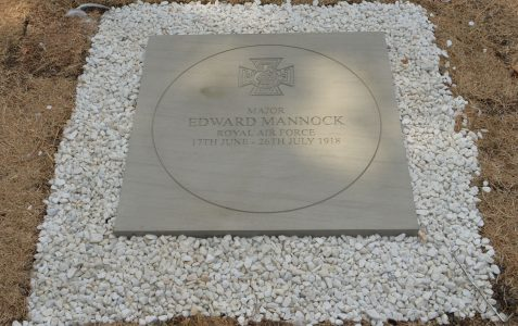 "Major Edward ""Mick"" Mannock, (1887-1918)"