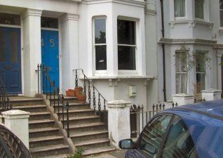 45 Shaftesbury Road in 2010 | Photo by Jennifer Drury
