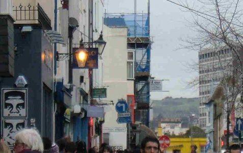 Bond Street view