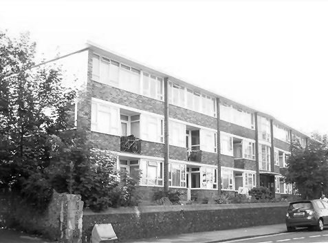 1950s flats | From the personal collection of Peter Groves