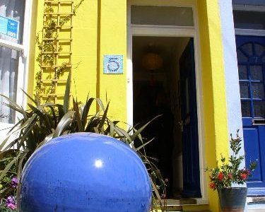 Yellow House art