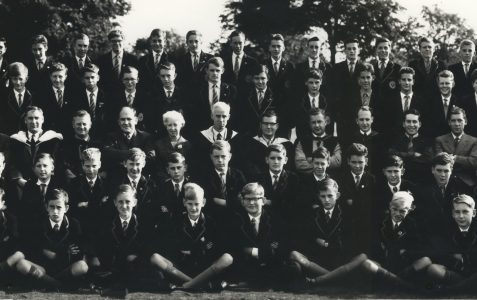 School photograph 1959