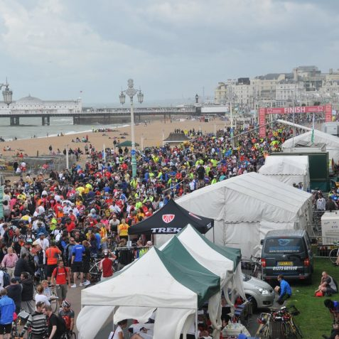 50th London to Brighton Bike Ride