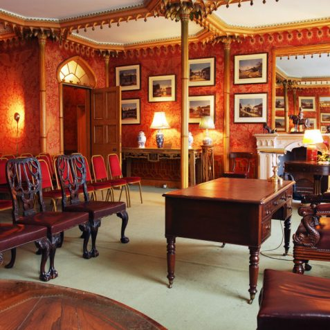 The red drawing room | Royal Pavilion and Museums Brighton and Hove