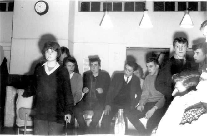 Marmion Youth Club | From the private collection of Rodger Olive