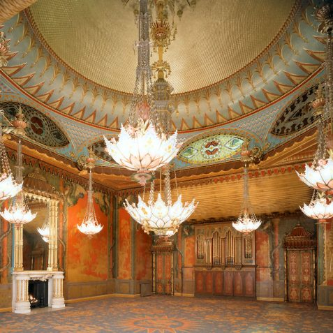 The music room | Royal Pavilion and Museums Brighton and Hove