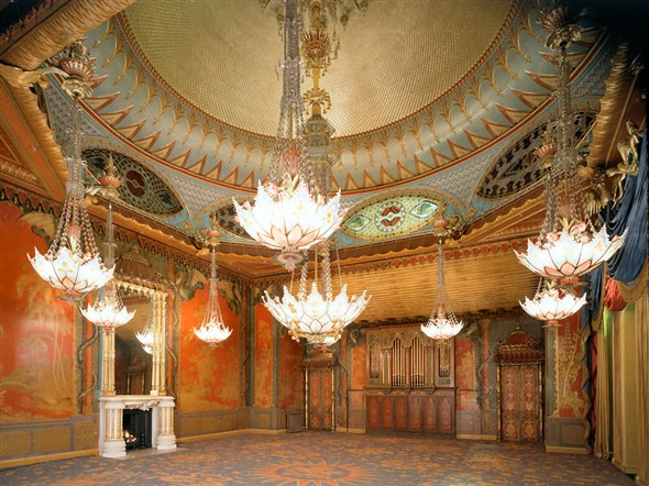 The Music Room at the Royal Pavilion | Royal Pavilion and Museums Brighton and Hove
